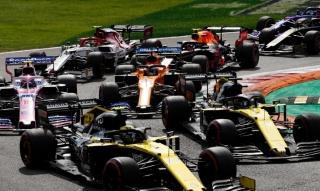 Fotos GP Italia F1 2019 Foto 43