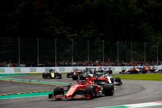Fotos GP Italia F1 2019 Foto 45