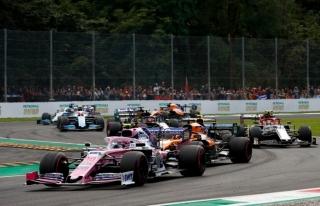 Fotos GP Italia F1 2019 Foto 46