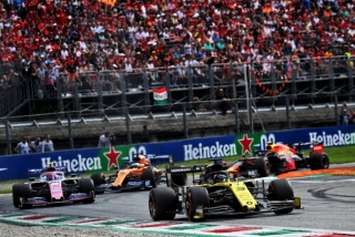 Fotos GP Italia F1 2019 Foto 47