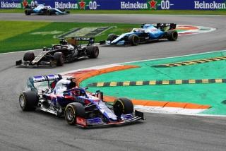 Fotos GP Italia F1 2019 Foto 78