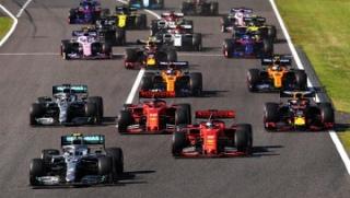 Fotos GP Japón F1 2019 Foto 36