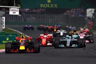 Fotos GP México F1 2017 Foto 110