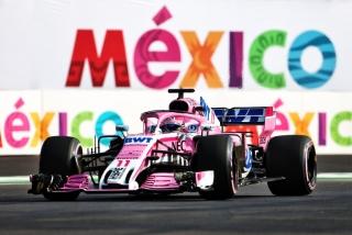 Foto 1 - Fotos GP México F1 2018
