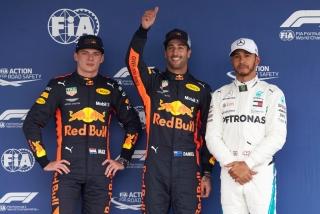 Fotos GP México F1 2018 Foto 12