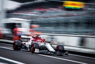 Fotos GP México F1 2019