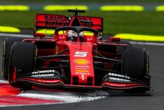 Fotos GP México F1 2019 Foto 50