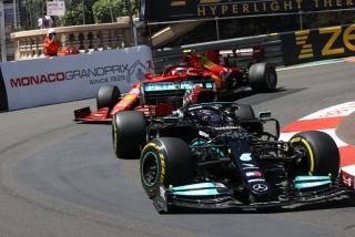 Las fotos del GP de Mónaco F1 2021 - Miniatura 9