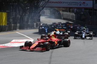 Las fotos del GP de Mónaco F1 2021 - Miniatura 38