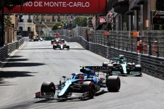 Las fotos del GP de Mónaco F1 2021 - Miniatura 40