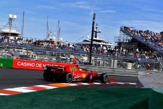 Las fotos del GP de Mónaco F1 2021 - Miniatura 58