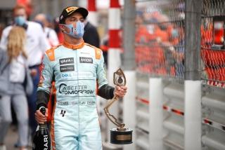 Las fotos del GP de Mónaco F1 2021 - Miniatura 69