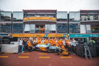Las fotos del GP de Mónaco F1 2021 - Miniatura 78