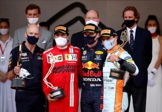 Las fotos del GP de Mónaco F1 2021 - Miniatura 82