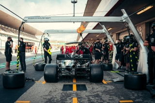 Las fotos del GP de Portugal F1 2020 - Miniatura 10