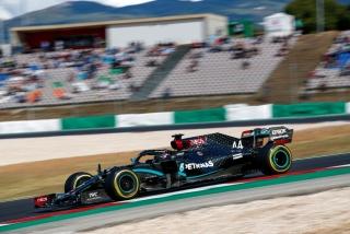 Las fotos del GP de Portugal F1 2020 - Miniatura 13