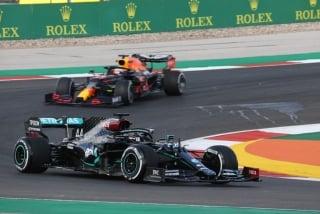 Las fotos del GP de Portugal F1 2020 - Miniatura 16