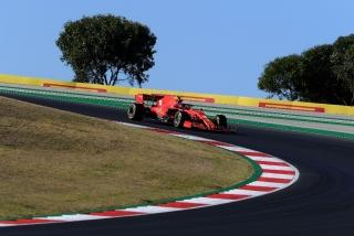 Las fotos del GP de Portugal F1 2020 - Miniatura 22