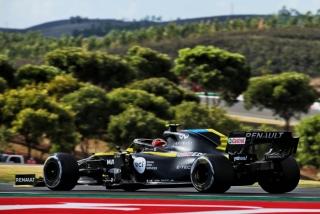 Las fotos del GP de Portugal F1 2020 - Miniatura 32