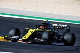 Las fotos del GP de Portugal F1 2020 - Miniatura 36