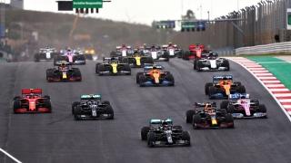 Las fotos del GP de Portugal F1 2020 - Miniatura 50