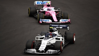 Las fotos del GP de Portugal F1 2020 - Miniatura 56