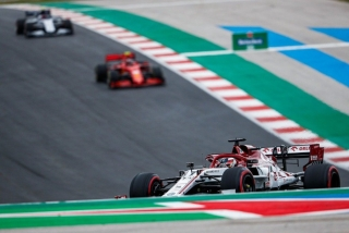 Las fotos del GP de Portugal F1 2020 - Miniatura 57