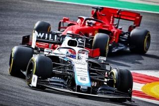 Las fotos del GP de Portugal F1 2020 - Miniatura 60