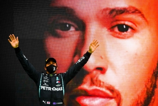 Las fotos del GP de Portugal F1 2020 - Miniatura 62