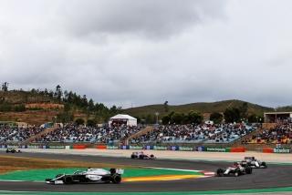Las fotos del GP de Portugal F1 2020 - Miniatura 66