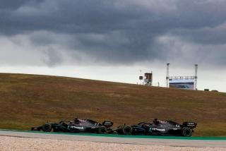 Las fotos del GP de Portugal F1 2020 - Miniatura 70