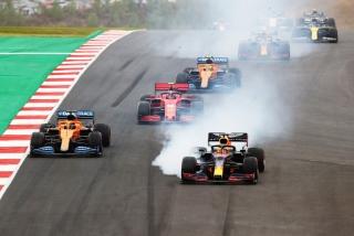 Las fotos del GP de Portugal F1 2020 - Miniatura 73