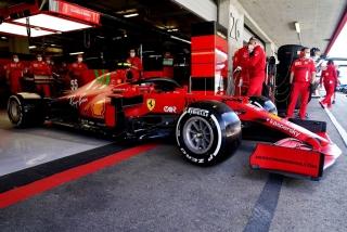 Las fotos del GP de Portugal F1 2021 - Miniatura 5