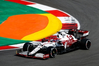 Las fotos del GP de Portugal F1 2021 - Miniatura 8