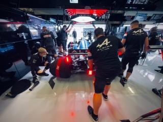 Las fotos del GP de Portugal F1 2021 - Miniatura 11