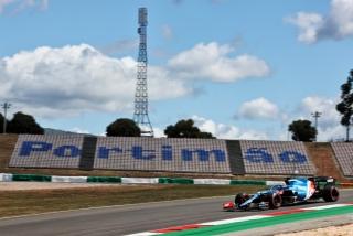 Las fotos del GP de Portugal F1 2021 - Miniatura 20