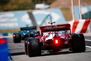 Las fotos del GP de Portugal F1 2021 - Miniatura 31