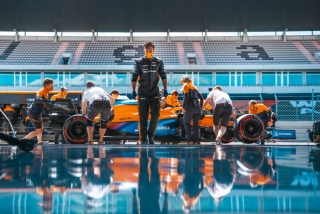 Las fotos del GP de Portugal F1 2021 - Miniatura 38
