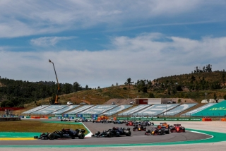 Las fotos del GP de Portugal F1 2021 - Miniatura 51