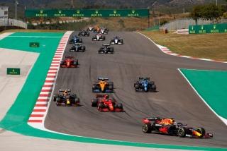 Las fotos del GP de Portugal F1 2021 - Miniatura 53