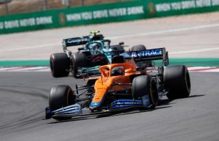 Las fotos del GP de Portugal F1 2021 - Miniatura 57