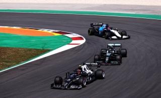 Las fotos del GP de Portugal F1 2021 - Miniatura 58
