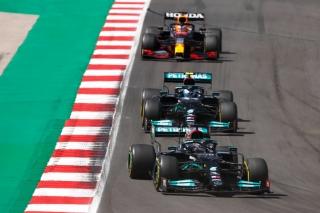 Las fotos del GP de Portugal F1 2021 - Miniatura 70