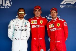 Fotos GP Rusia F1 2019 Foto 13