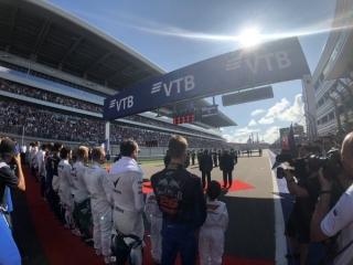 Fotos GP Rusia F1 2019 Foto 17