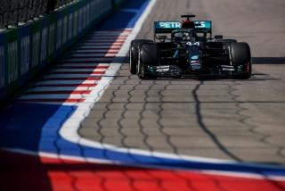 Las fotos del GP de Rusia F1 2020 - Foto 1