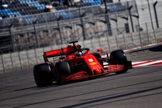 Las fotos del GP de Rusia F1 2020 - Foto 5