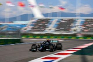 Las fotos del GP de Rusia F1 2020 Foto 10