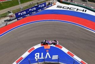 Las fotos del GP de Rusia F1 2020 Foto 11
