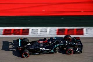 Las fotos del GP de Rusia F1 2020 Foto 15